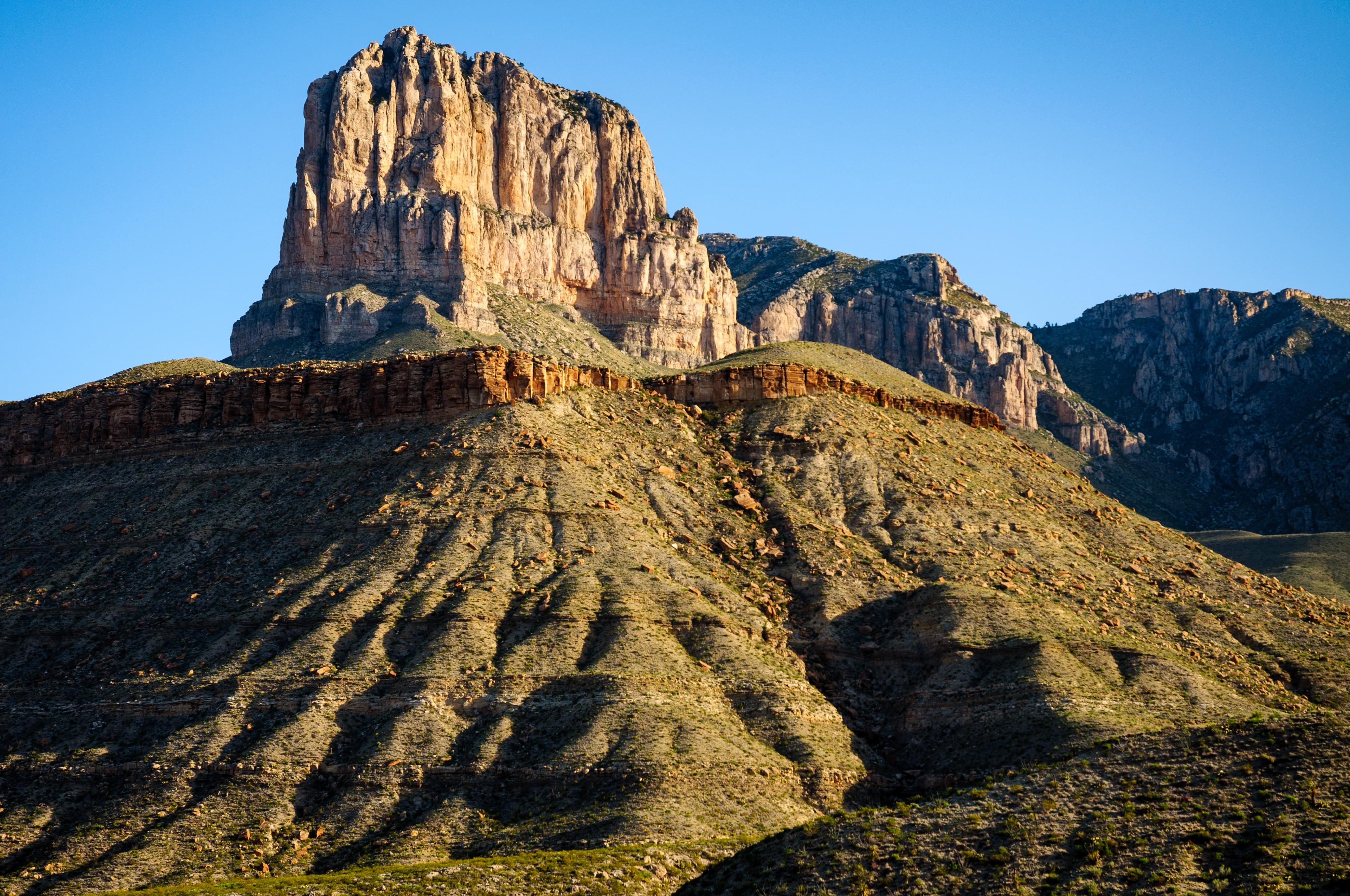 guadalupe mountains texas
