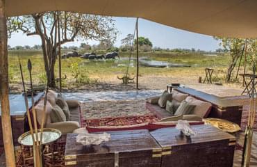 Solitude in the Okavango Delta